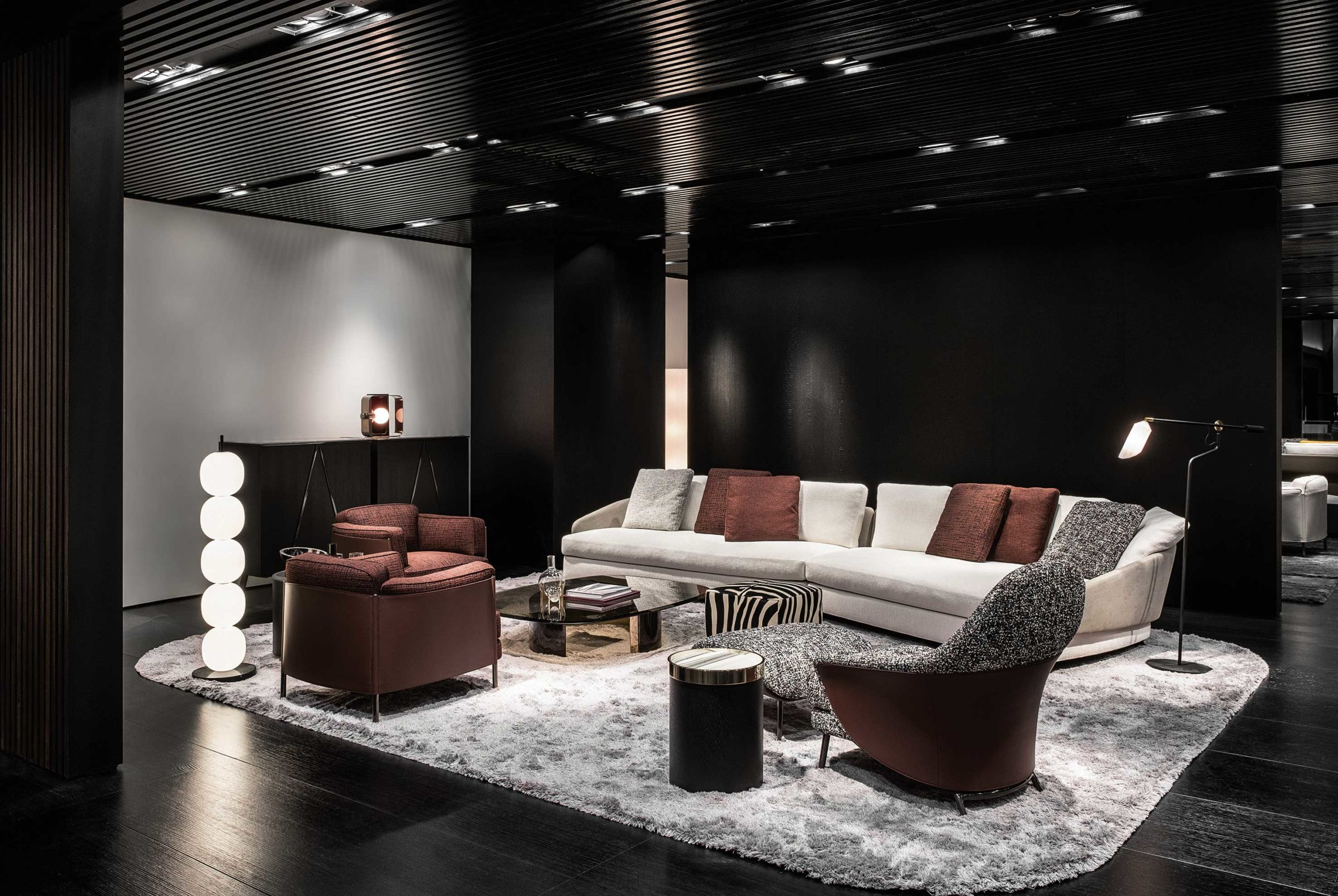 Picture of: Minotti Immcologne 2020 A New Take On The Architectural Language Moie